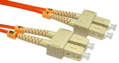 PRO SIGNAL FB2M-SCSC-100  Lead Fibre Optic Sc-Sc 50/125 Om2 10M